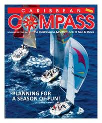 Nadine Yacht Sinking 1997 by Caribbean Compass Yachting Magazine January 2017 By Compass