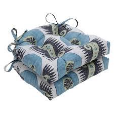 Pillow Perfect Souk Treasure 16 X 15.5 In. Indoor Dining ...