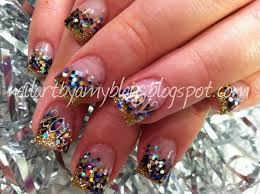 100 Nail Art 2011 Cute New Year S S Proartcat To