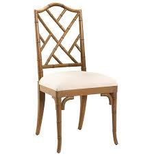 Amazon.com - Kathy Kuo Home Chinese Chippendale Hollywood ... Bamboo Chippendale Chairs Small Set Of Eight Tall Back Black Faux Chinese Chinese Chippendale Florida Regency 57 Ding Table Vintage Six A Quick Living Room And Refresh Stripes Whimsy Side By Janneys Collection Chair Toronto For Sale Four