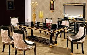Italian Dining Table Sets