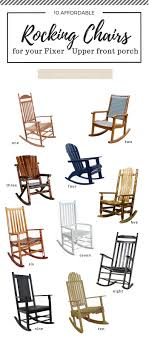 10 Awesome Porch Rocking Chairs   The Harper House