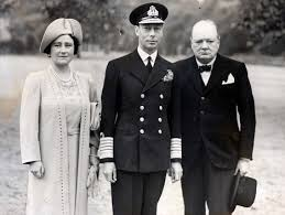 Churchills Iron Curtain Speech Bbc by Revealed How Churchill Ordered Bbc To Remove King George Vi U0027s