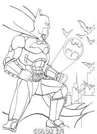 Free Printable Lego Batman 2 Coloring Pages Sheets Design
