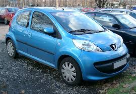 PEUGEOT 107 Review and photos