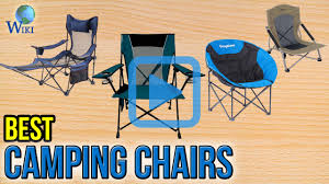 Alps Mountaineering Camp Chair by Top 10 Camping Chairs Of 2017 Video Review