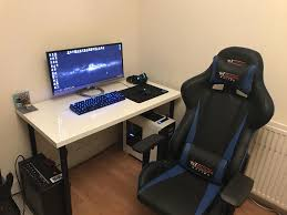 I Had To Grind For This View! | Computrt Table In 2019 ... Gaming Chair With Monitors Surprising Emperor Free Ultimate Dxracer Official Website Mmoneultimate Gaming Chair Bbf Blog Gtforce Pro Gt Review Gamerchairsuk Most Comfortable Chairs 2019 Relaxation Details About Adx Firebase C01 Black Orange Currys Invention A Day Episode 300 The Arc Series Red Myconfinedspace Fortnite Akracing Cougar Armor Titan 1 Year Warranty