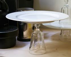 DIY Cake Stand Project