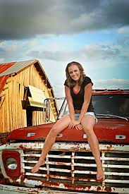 Senior Girl On An Old Truck | Seniors | Pinterest | Trucks, Trucks ...