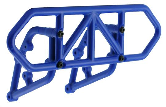 RPM Slash 2WD Rear Bumper - Blue
