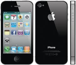 Apple iPhone 4 16GB Smartphone Unlocked GSM Black Good
