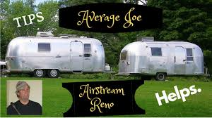 100 Antique Airstream ANTIQUE QUEST Average Joe Reno Tips Help YouTube