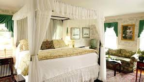 Colonial Bedroom Decor With Furniture For Couples Also French