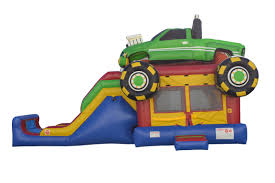 Bounce Party Rentals, LLC. - InflatableDirectory.com Monster Truck Bounce House Jump Houses Dallas Rental Austin Rentals Introducing The Combo Water Slide Houston Sky High Party The Patriot Inflatable Whiteford Contractor Equip Powered Dump Trailers 40 Container Bounce Houses Doral Comobo Disco Dome Bouncy Castle For Sale Trex Obstacle
