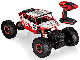 100 Rc Model Trucks Amazoncom Top Race Remote Control Monster Truck RC Rock Crawler