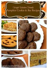 Pumpkin And Cake Mix Weight Watchers by Weight Watchers Pumpkin Cookies With Points Plus