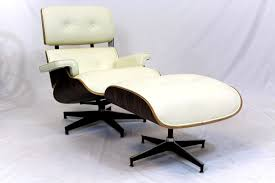 Eames-Style Lounge Chair And Ottoman – Furniture Basix Eames Style Lounge Chair Thebricinfo Eames Style Lounge Chair And Ottoman Black Leather Palisander Ottomanwhite Worldmorndesigncom Charles Specialist Hans Wegner Replica The Baltic Post And Brown Walnut Afliving Eames 100 Aniline Herman Miller Century Reproduction 2 Plycraft Style Lounge Chair Ottoman