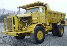 100 Euclid Truck EUCLID R27 OFF HWY TRUCK Ritchason Auctioneers Inc