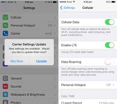 Airtel releases carrier update for iPhone 5s and 5c ahead of LTE