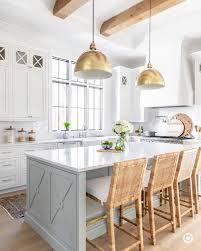 White Kitchen Idea 11 White Kitchen Design Ideas To Add Cozy Factor Hello Lovely
