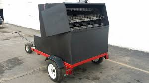 BBQ Pit | Bbq Smoker | Charcoal Rotisserie Smoker On Trailer ... Pitmaker In Houston Texas Bbq Smoker Grilling Pinterest Tips For Choosing A Backyard Smoker Posse Pulled The Trigger On New Yoder Loaded Wichita Smoking Cooking Archives Lot Picture Of Stainless Steel Sniper Products I Love Kingsford 36 Ranchers Xl Charcoal Grillsmoker Black 14 Best Smokers Images Trailers And Bbq 800 2999005 281 3597487 Stumps Clone Build 2015 Page 3 Smokbuildercom 22 Grills Blog Memorial Day Weekend Acvities