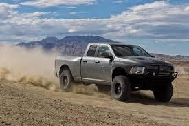 100 Duel Truck Driver In The Desert Ford SVT Raptor Vs Mopar Ram Runner MadMedia