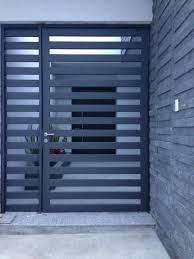 100 Contemporary Gate 10 Creatively Simple Design For Small House 2019