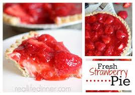 Fresh Strawberry Pie Recipe…Amazing
