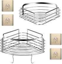 duschablage ohne bohren eckablage duschkörb ablage