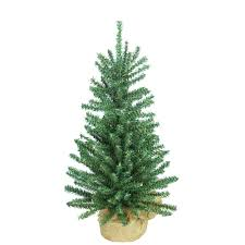 Silver Tip Christmas Tree Oregon by 18 Inches Artificial Christmas Trees