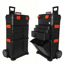 Mobile Roller WorkShop Chest Trolley Cart Storage Tool Box Toolbox ...
