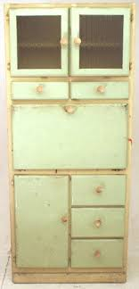 Vintage Tall 50s 60s Kitchen Cabinet Cupboard Retro Great For Restoration Project