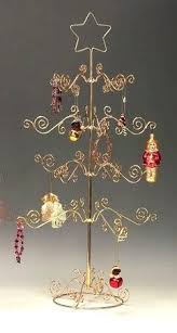 4 Tiered Treebr Wire Ornament Stand