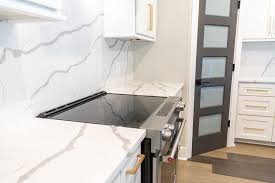 Kitchen Countertops And Backsplash Pictures Calacatta Sponda Quartz