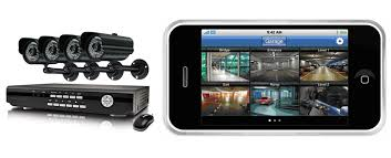 iPhone CCTV Bespoke Security Cameras