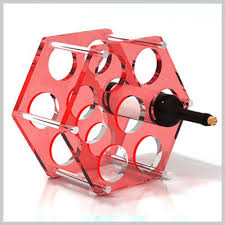 Best Seller Acrylic Wine Display Stand Image