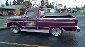 100 1965 Ford Truck For Sale F100 2WD Regular Cab For Sale Near Meridian Idaho 83642