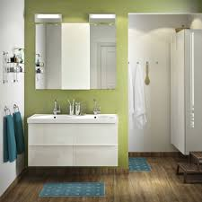 Ikea Bathroom Mirror Godmorgon by Save Time And Space With A Godmorgon Double Bathroom Sink