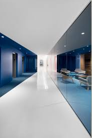 100 Modern Interior Design Colors This Office Used Color To Create Distinct Spaces