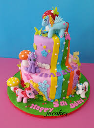 Pony cake for Isabelle