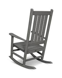 Polywood Vineyard Porch Rocking Chair | Barstool Designs