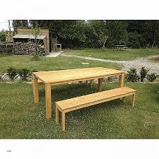 fabriquer un canapé en bois table de jardin but beautiful canape canape exterieur bois awesome