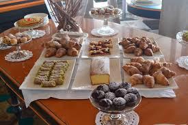100 Hotel Carlotta Breakfast Table At Villa Taormina Sicily