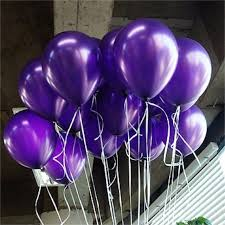 10pcs lot 10inch Purpl Pearle Latex Balloon 21 Colors Inflatable Round Air Ball Wedding Happy