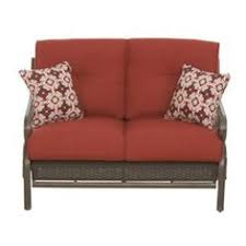 Martha Stewart Living Replacement Patio Cushions by Martha Stewart Living Cedar Island Replacement Outdoor Loveseat