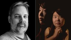 100 Susan Harmon Talking To Dan And Jessica Gao About Their New Podcast On