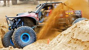 The Mini Rubicon And Obstacle Course! – Top Truck Challenge 2014 ...