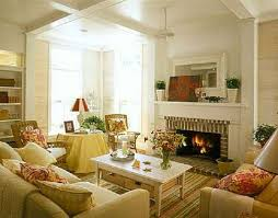 Country Living Room Decor Cottage We Love This Painterly Decorating Ideas