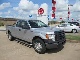 100 Used Ford Trucks Houston 2011 F150 XL 52639 21 77065 Automatic Carfax Available