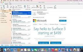 Review Office 2016 For Mac Offers A New Interface And Better